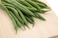 Bush beans Stock Photography