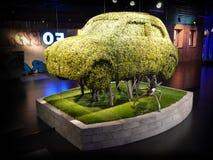 Bush Fiat Cinquecento at Museo Nazionale dell'Automobile Royalty Free Stock Photos