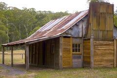 Bush-Hütte Stockbilder