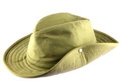 Bush Hat Isolated on White Background Royalty Free Stock Photo