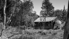 Bush Hut Royalty Free Stock Photos