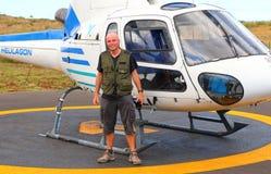 Bush pilot Zdjęcie Stock