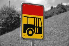 Bushaltestelle stockbilder