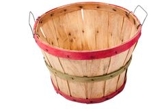 Bushel Basket Royalty Free Stock Image