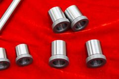 Bushing for die casting mold Stock Photos