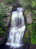 bushkill faller pennsylvania royaltyfri fotografi