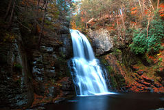 Bushkill Falls Royalty Free Stock Photography