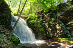 Bushkill Falls Royalty Free Stock Photo