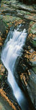 Bushkill waterfall Royalty Free Stock Photo