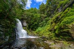 Bushkill waterfall Stock Images
