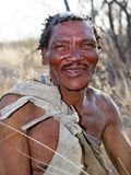 Bushman Royalty Free Stock Image