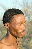 Bushman Royalty Free Stock Photo