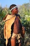 Bushman Stock Image