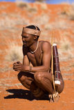 Bushman Stock Photography