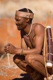 Bushmen Stock Photos