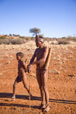 Bushmen Royalty Free Stock Image