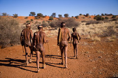 Bushmen Stock Photos