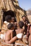 Bushmen san Royalty Free Stock Photography