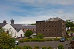 Bushmills Brennerei Lizenzfreie Stockfotos