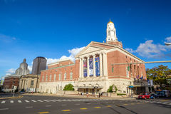 Bushnell Center for the Performing Arts in Hartford Royalty Free Stock Images