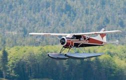 Bushplane de Alaska Foto de Stock