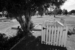 Bushranger坟墓 库存图片