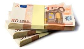 Bushs euro - 15000€ royalty free stock images