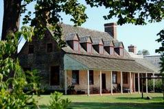 Bushwood Kai, MD: c., Ozeanvue-Haus 1683 Lizenzfreie Stockfotografie