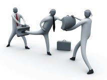 Busi-ness-Do training #4 royalty free stock image