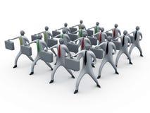 Busi-ness-tut Training #7 Lizenzfreies Stockfoto