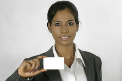 Busienss card Stock Photos