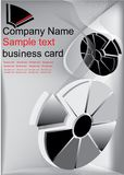 Busines card Stock Photos