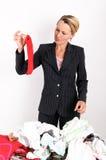 Busines Frauenwäsche Lizenzfreie Stockfotos