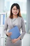 Busines lady stock image