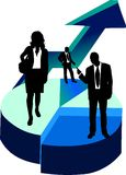 Busines people Royalty Free Stock Image