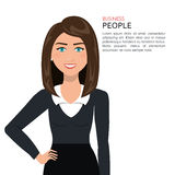 Busines people design Royalty Free Stock Photos