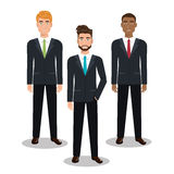 Busines people design Royalty Free Stock Photo