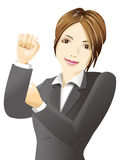 Busines Woman 2 Stock Photography