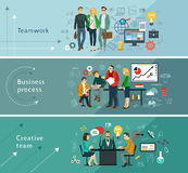 Business ����. Business people group over conceptual. Mind Map Team - Illustration. Teamwork. Business. Creative team vector illustration