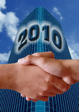 Business 2010 Royalty Free Stock Image