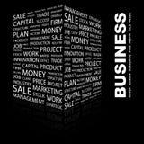 BUSINESS illustration libre de droits