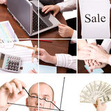 Business. Concept made from my images for your design and art-work royalty free stock photos