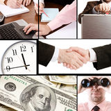Business. Concept made from my images for your design and art-work stock image