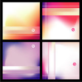 Business Absrtact Background. Delicate Abstract Corporate background with gradient mesh Stock Photos