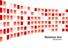 Business abstract background Stock Photography