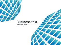 Business abstract background Royalty Free Stock Image