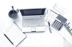 Business accessories Royalty Free Stock Photography