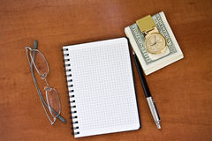 Business accessories Royalty Free Stock Images