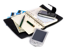 Business accessories Royalty Free Stock Photo