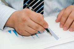 Business accessories Stock Photography
